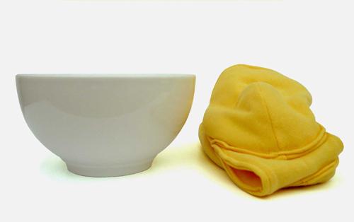 тарелка и съемный чехол pour bol от Les M
