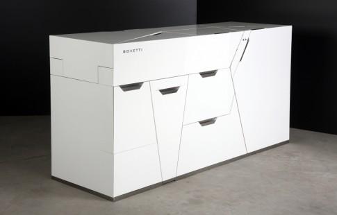 boxetti lunch компактная мебель-трансформер