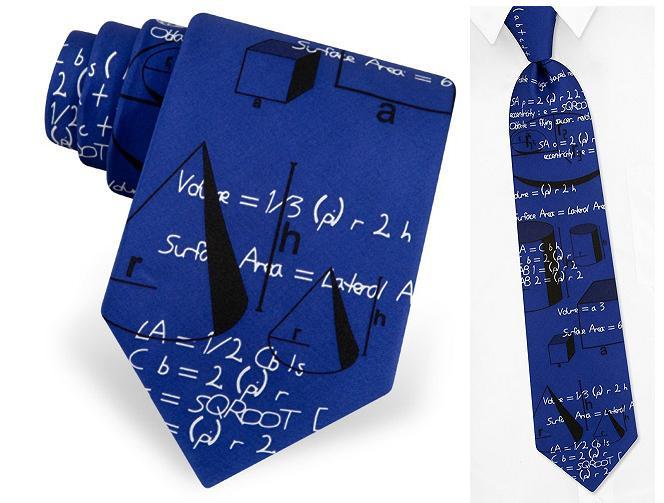 галстук - геометрия