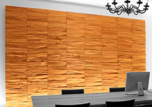 Деревянные панели для стен своими руками