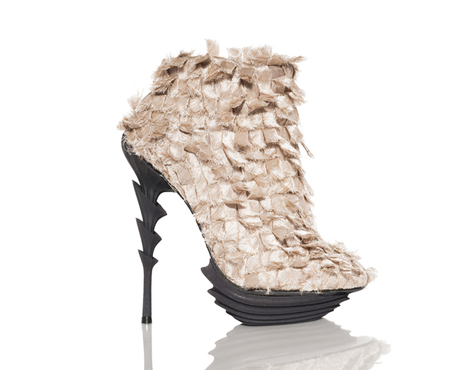коллекция dreamfall, обувь Anastasia Radevich
