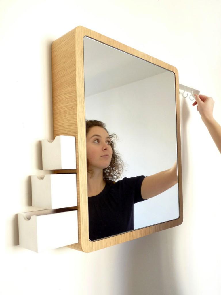 Как сделать своими руками полочки для зеркала 180