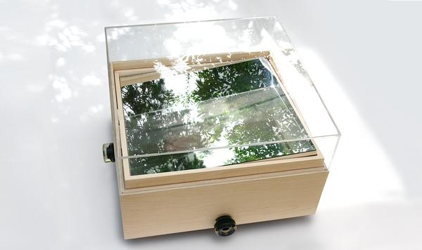 столик Pure sunlight от Daq Igland