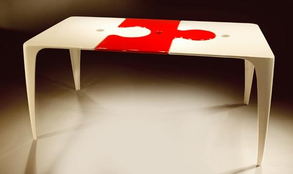стол из трех секций, Daq Ingland