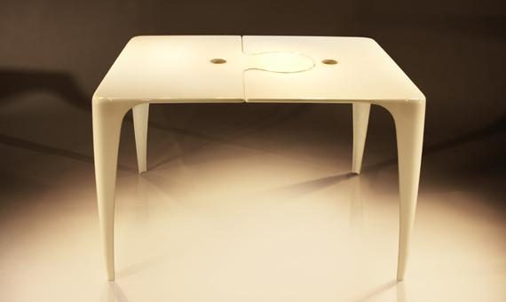 стол из двух секций. daq ingland
