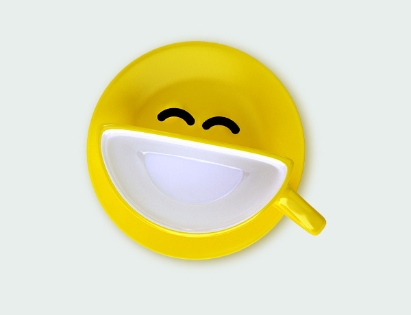 чашка Smilecup от Psyho