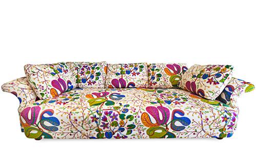 цветной диван svenskt tenn