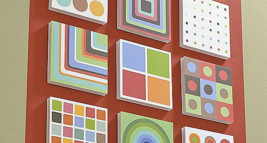 Идеи декорирования стен