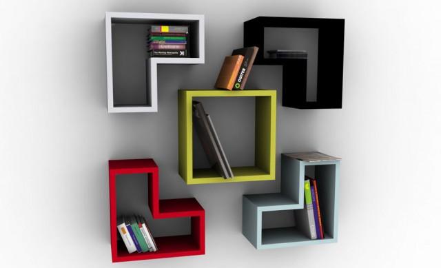 книжные полки пинта, Solovyov design