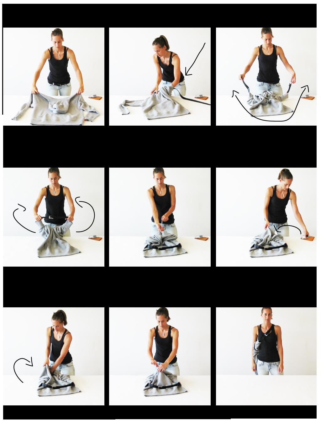 Женская сумка рюкзак трансформер своими руками