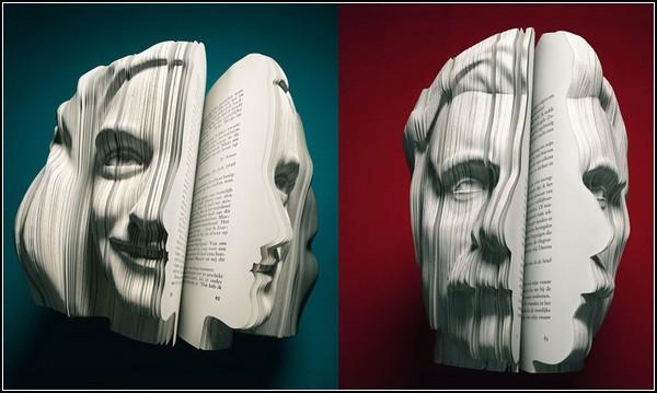 объемные книги