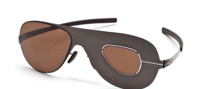 Асимметричные солнцезащитные очки для оригиналов