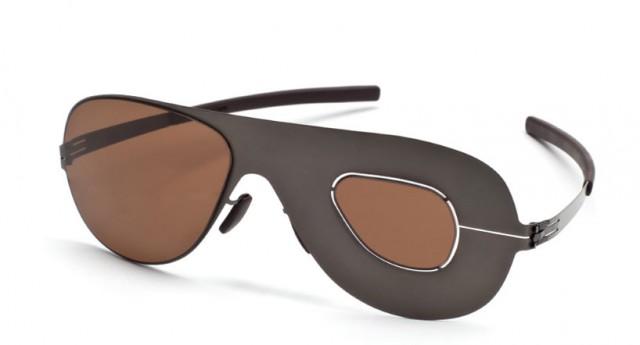 асимметричные необычные оправы солнцезащитных очков