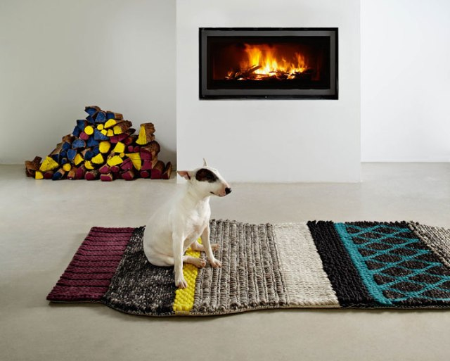 ковер - рукава gan-rugs