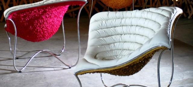 Романтические кресла от Vito Selma