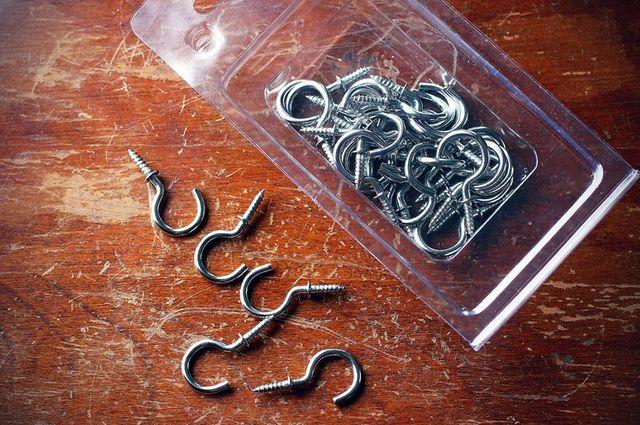 крючки для ключницы