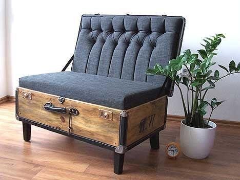 диван из чемодана