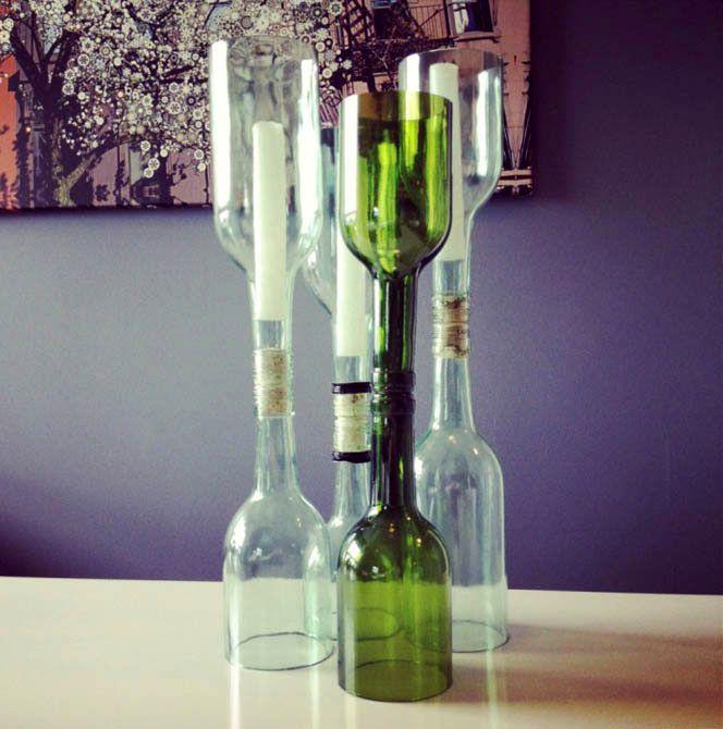 Как украсить стакан своими руками 510