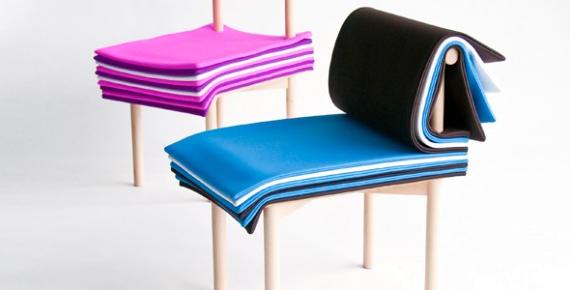 Постраничный стул от 6474Design