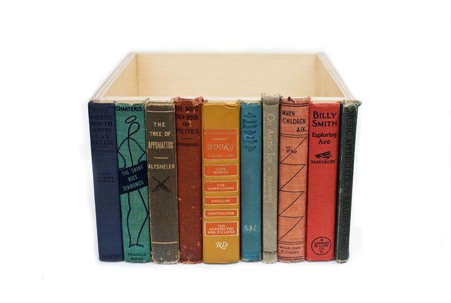 Книги тайники своими руками