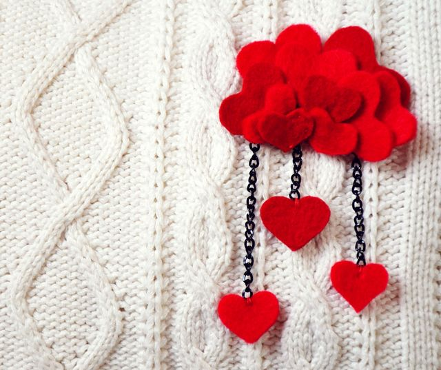 Подарки ко дню всех влюбленных своими руками