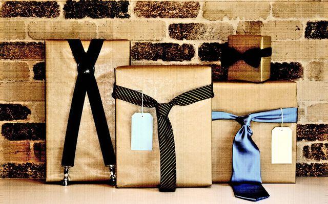 Упаковка подарка своими руками для мужчины