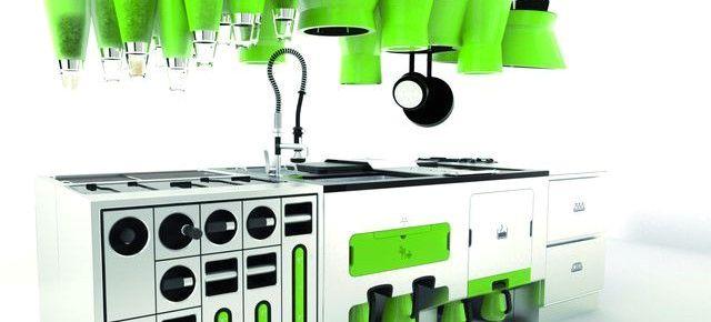 За здоровье и чистую окружающую среду: эко-дизайн кухни EkoKook
