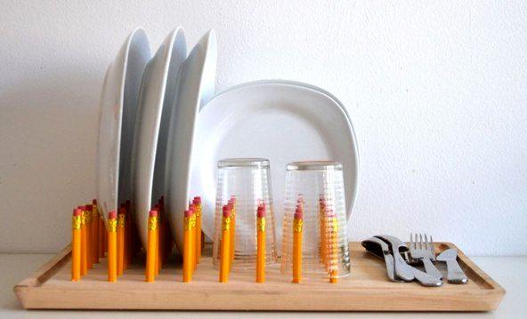 Сушилку для посуды своими руками