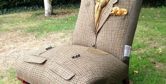 Кресла из пластиковых бутылок своими руками