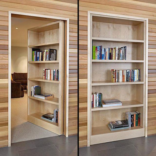 Книжный шкаф дверь своими руками 34