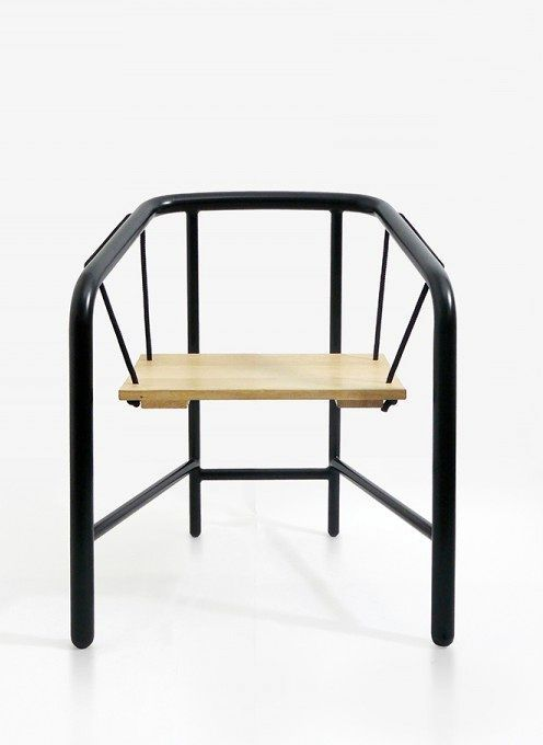 кресло portique armchair с сидением-качелями