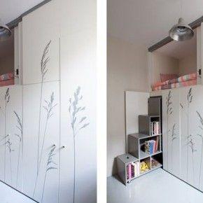 Крошечная квартирка 8 кв.м, где есть все необходимое