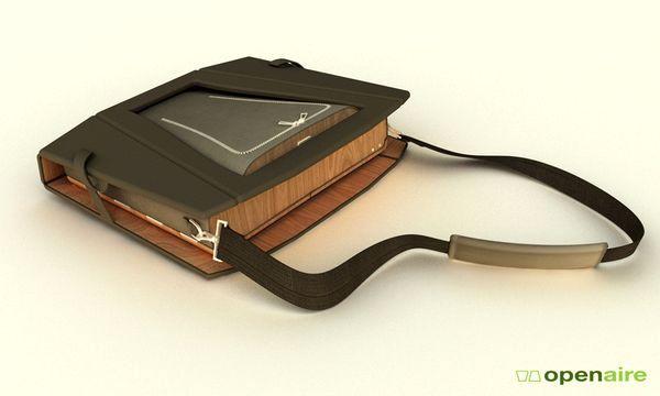 сумка для ноутбука со стулом и подставкой