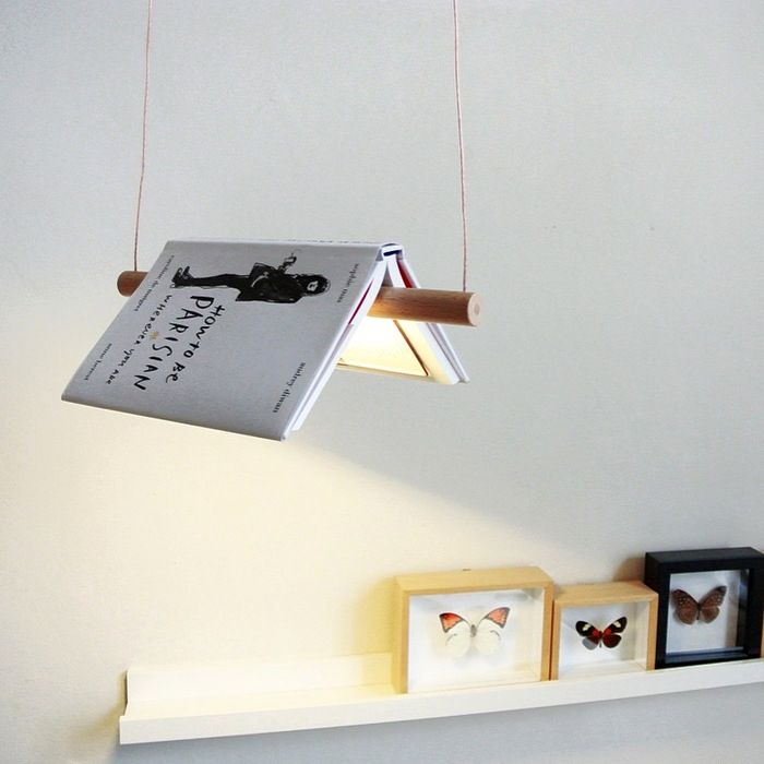 светильник booklamp