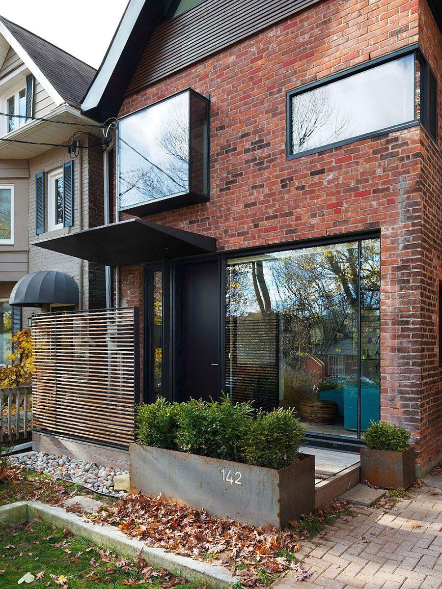 реконструкция дома в Торонто