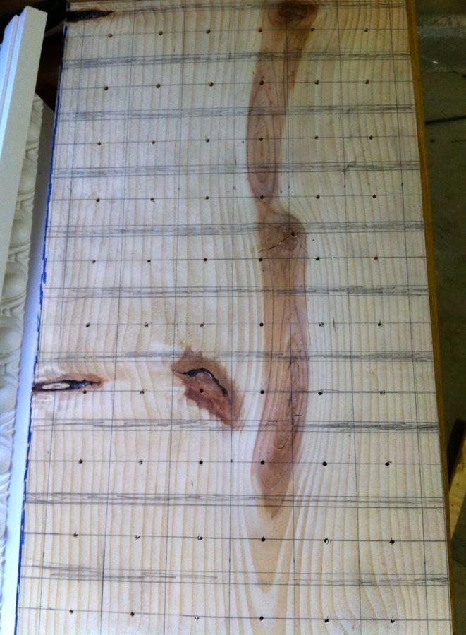 как сделать органайзер для катушек своими руками