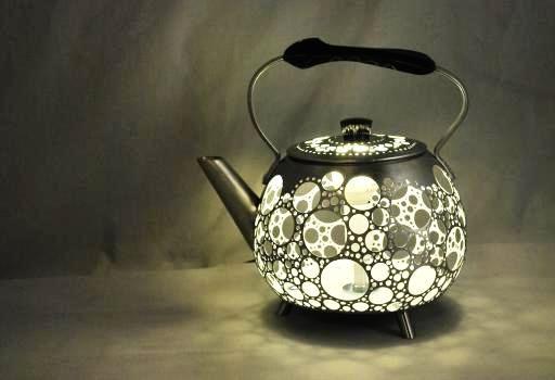 Как очистить чайник от жира снаружи в домашних условиях