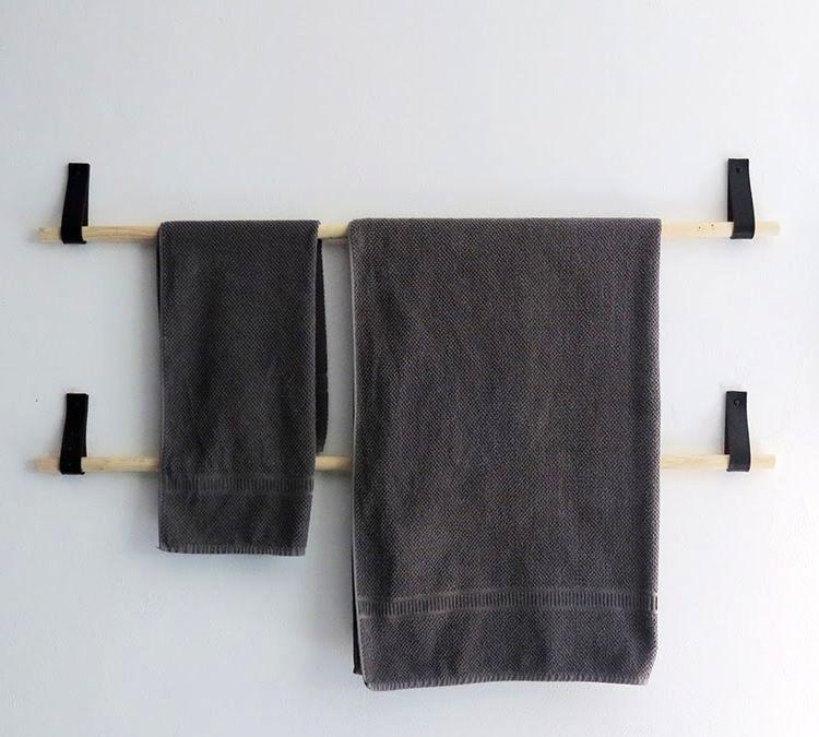 держатель для полотенец своими руками