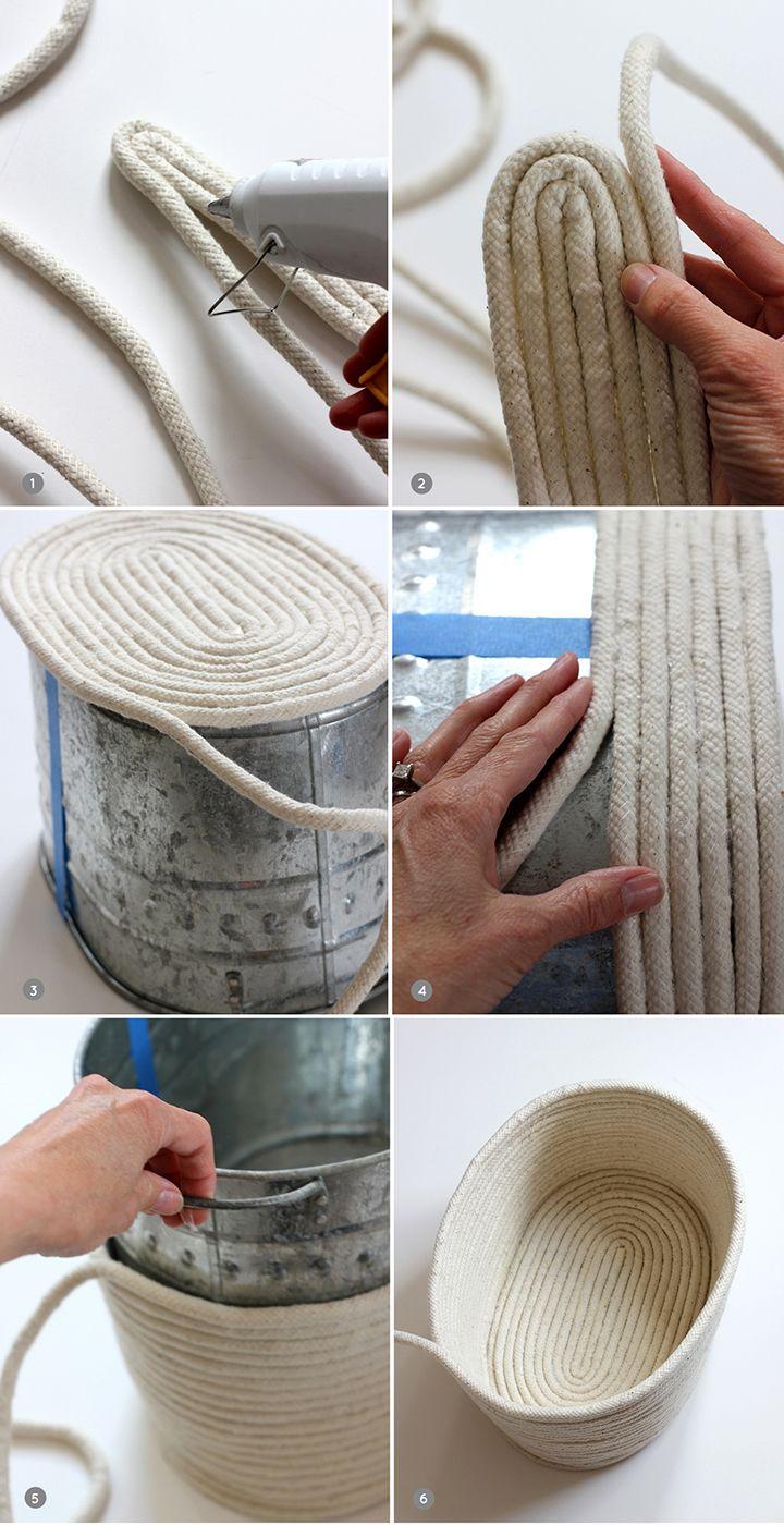 плетеные корзины своими руками схема плетения