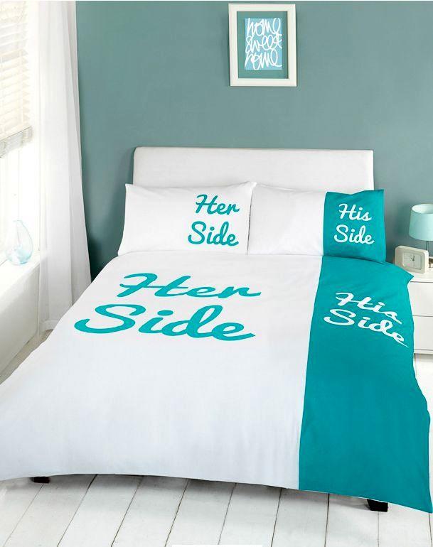 дизайн постельного белья для пары с bmstores.co.uk