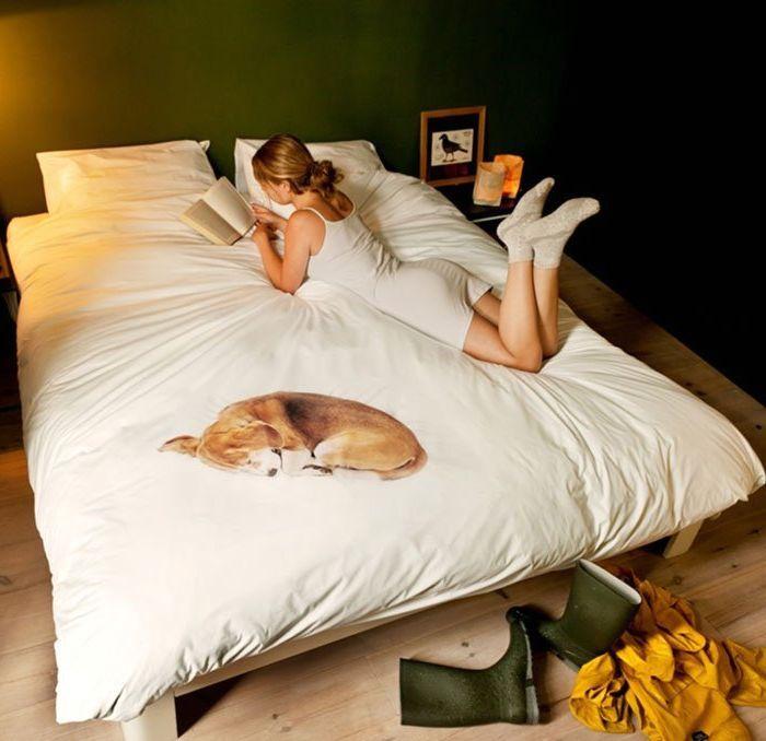 дизайн постельного белья от Snurk