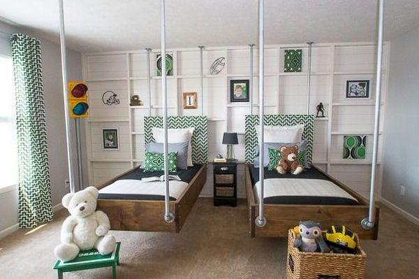 потолочное крепление подвесных кроватей