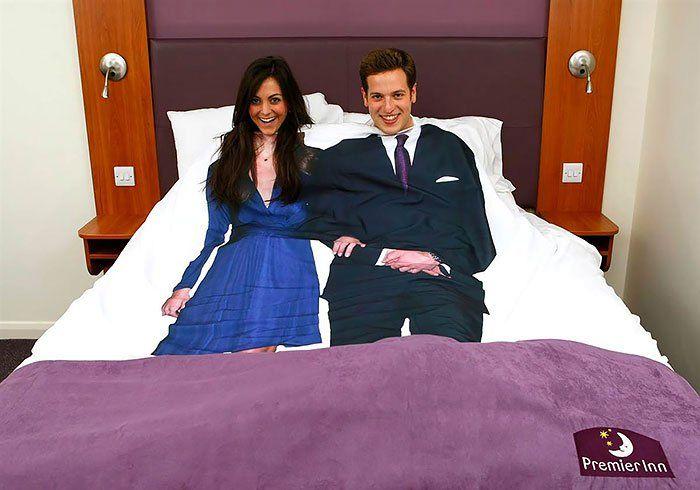 сувенироное постельно белье к свадьбе принца Уильяма и Кейт Миддлтон
