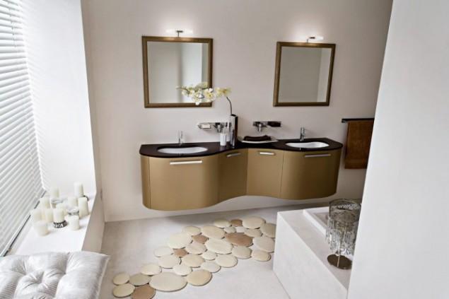 дизайн интерьера ванной cerasa