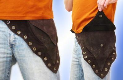 ковбойский пояс - сумка своими руками