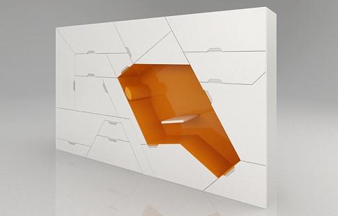 компкатный модуль boxetti для рабочего пространства