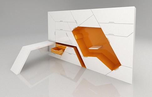 компкатный модуль boxetti practice для рабочего пространства