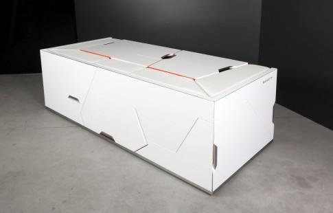 компактный модульный блок Boxetti Lounge для гостиной