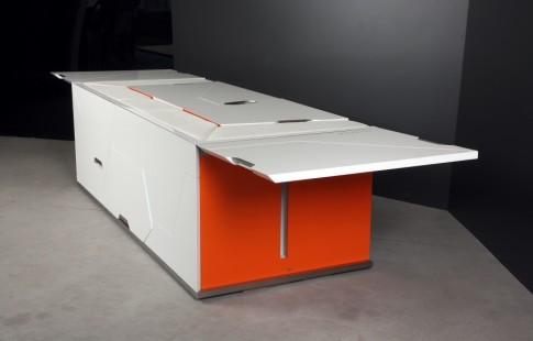 компактный модульный блок Boxetti Lounge для зоны отдыха