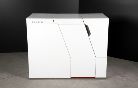 boxetti thrill - компактный модуль с ТВ и аудиосистемой